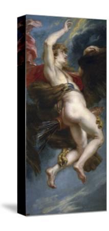 The Rape of Ganymede, 1636-1638