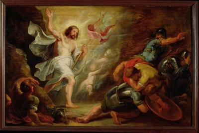 The Resurrection of Christ, c.1617-19