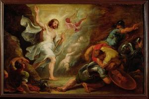 The Resurrection of Christ, c.1617-19 by Peter Paul Rubens
