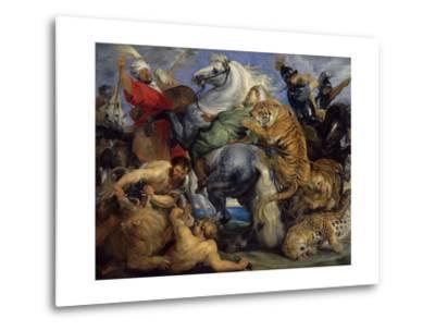 The Tiger Hunt, 1616