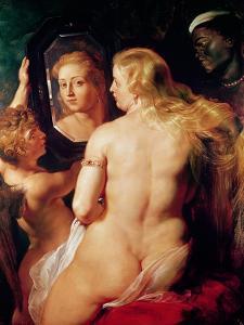 The Toilet of Venus, c.1613 by Peter Paul Rubens