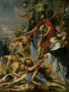 The Triumph of Judas Maccabeus, 1635 by Peter Paul Rubens