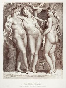 Three Graces by Peter Paul Rubens