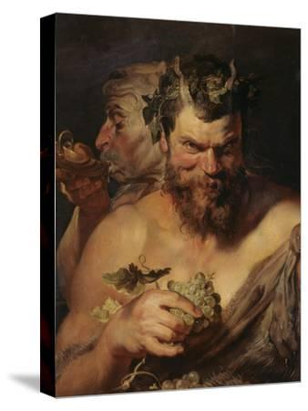 Two Satyrs, about 1615