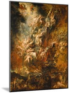 War in Heaven by Peter Paul Rubens