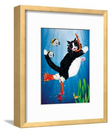 Snorkel Kitty