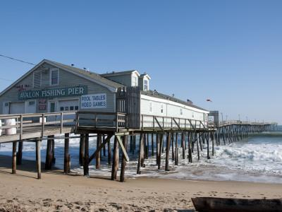 Historic Avalon Pier