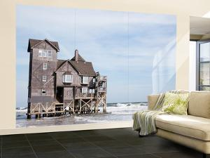 "House Used in the Movie ""Nights in Rodanthe"" by Peter Ptschelinzew"