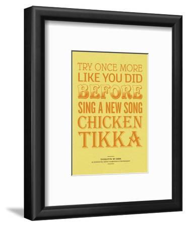 Sing a New Song Chicken Tikka