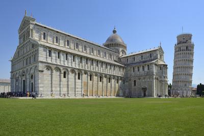 Cathedral Santa Maria Assunta, Piazza Del Duomo, Cathedral Square, Campo Dei Miracoli, Pisa, Italy