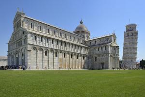 Cathedral Santa Maria Assunta, Piazza Del Duomo, Cathedral Square, Campo Dei Miracoli, Pisa, Italy by Peter Richardson