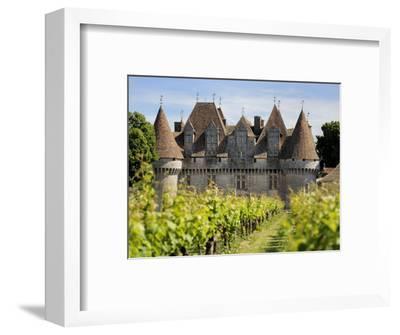 Chateau De Monbazillac, Monbazillac, Dordogne, France, Europe