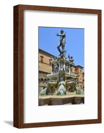 Neptune Fountain, Piazza Del Nettuno, Bologna, Emilia-Romagna, Italy, Europe