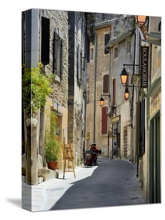 Traditional Old Stone Houses, Les Plus Beaux Villages De France, Menerbes, Provence, France, Europe