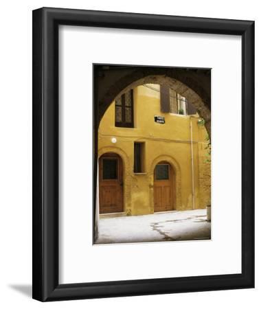 Venetian Architecture, Xania, Island of Crete, Greek Islands, Greece