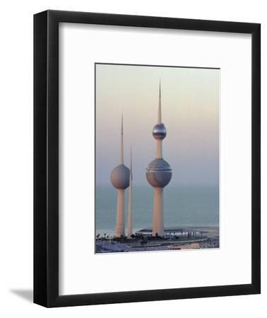 Water Towers, Kuwait City, Kuwait, Middle East