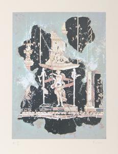 Hellenistic Figure by Peter Saari