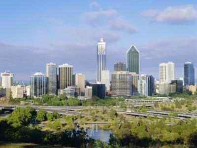 City Skyline, Perth, Western Australia, Australia by Peter Scholey