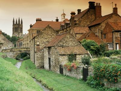 Helmsley, Yorkshire, England, United Kingdom by Peter Scholey