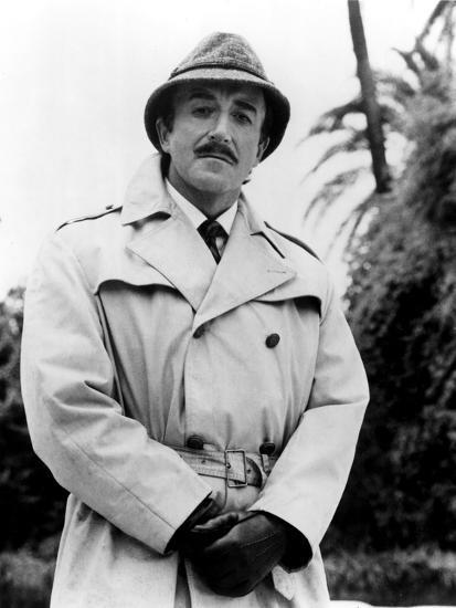 Peter Sellers in Return of the Pink Panther, 1975--Photo