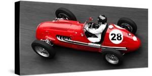 Historical race car at Grand Prix de Monaco by Peter Seyfferth