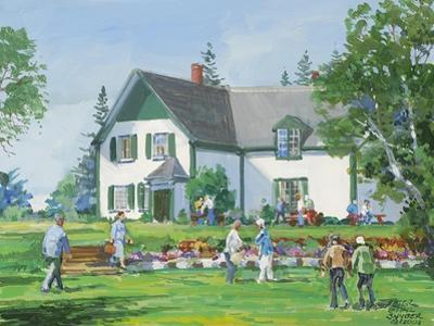 Anne of Green Gables by Peter Snyder