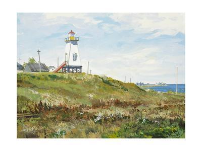 Ferry Harbour Cape Tourmentine New Brunswick