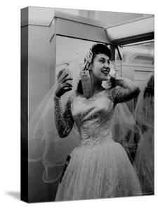 Alice Witt, Played Hooky to Buy Engagement Ring, Was Fired Then Got Better Job for Publicity by Peter Stackpole