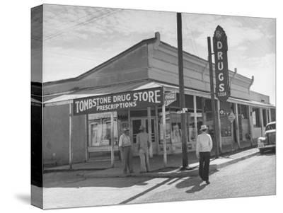 Tombstone Drug Store