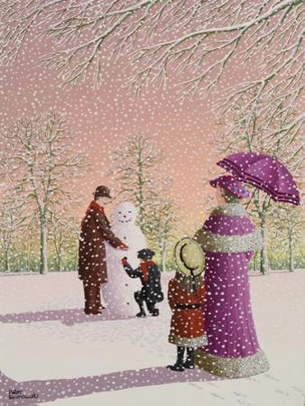 The Snowman by Peter Szumowski