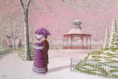 Walking in the Snow by Peter Szumowski