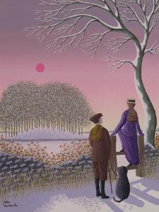 Winter Walking by Peter Szumowski