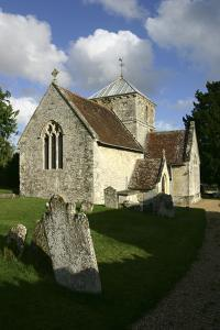 All Saints Church, Fonthill Bishop, Wiltshire, 2005 by Peter Thompson