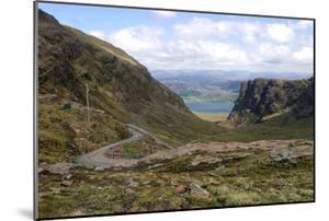 Applecross Peninsula and Loch Kishorn, Highland, Scotland by Peter Thompson