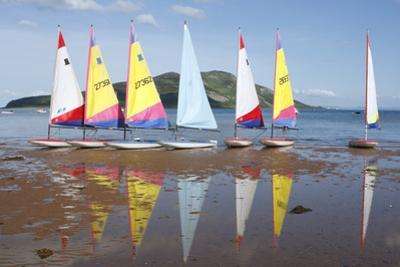 Arran Yacht Club, Lamlash, Arran, North Ayrshire, Scotland by Peter Thompson