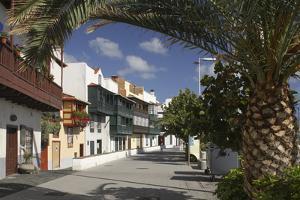 Balconies, Santa Cruz De La Palma, La Palma, Canary Islands, Spain, 2009 by Peter Thompson