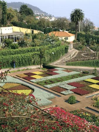Botanical Gardens, Funchal, Madeira, Portugal