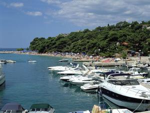 Brela, Makarska Riviera, Croatia by Peter Thompson