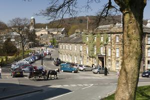 Buxton, Derbyshire, 2010 by Peter Thompson