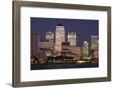 Canary Wharf, London, 2009