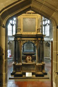 Chapter House, the Collegiate Church of St Mary, Warwick, Warwickshire, 2010 by Peter Thompson