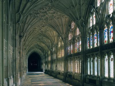 Cloister of Gloucester Cathedral