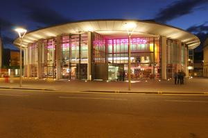Concert Hall, Perth, Perth and Kinross, Scotland, 2010 by Peter Thompson