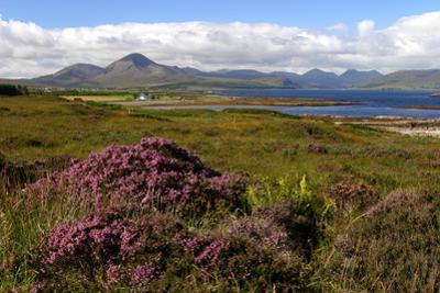 Cuillin Hills, Isle of Skye, Highland, Scotland by Peter Thompson