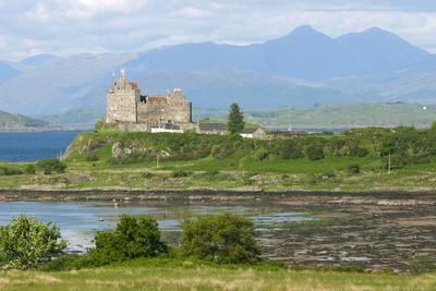 Duart Castle, Near Craignure, Mull, Argyll and Bute, Scotland