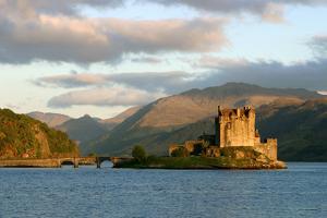 Eilean Donan Castle, Highland, Scotland by Peter Thompson