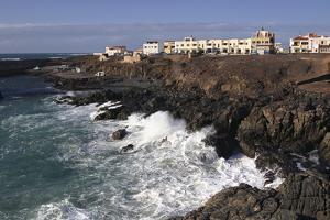El Cotillo, Fuerteventura, Canary Islands by Peter Thompson