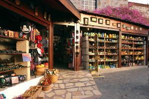 Gift and Craft Shop, Masca, Tenerife, Canary Islands, 2007 by Peter Thompson