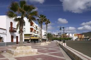 Gran Tarajal, Fuerteventura, Canary Islands by Peter Thompson