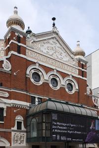 Grand Opera House, Belfast, Northern Ireland, 2010 by Peter Thompson